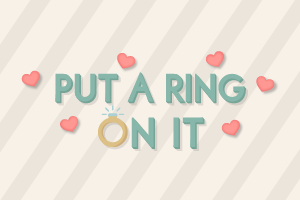 An infographic guide to choosing your wedding ring style