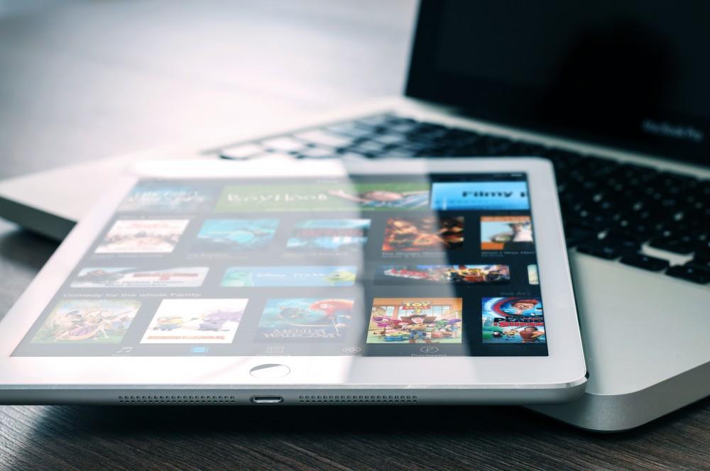 tablet streaming netflix