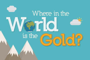 Infographic: Where Is The Gold